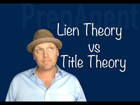 lien-theory-vs-title-theory