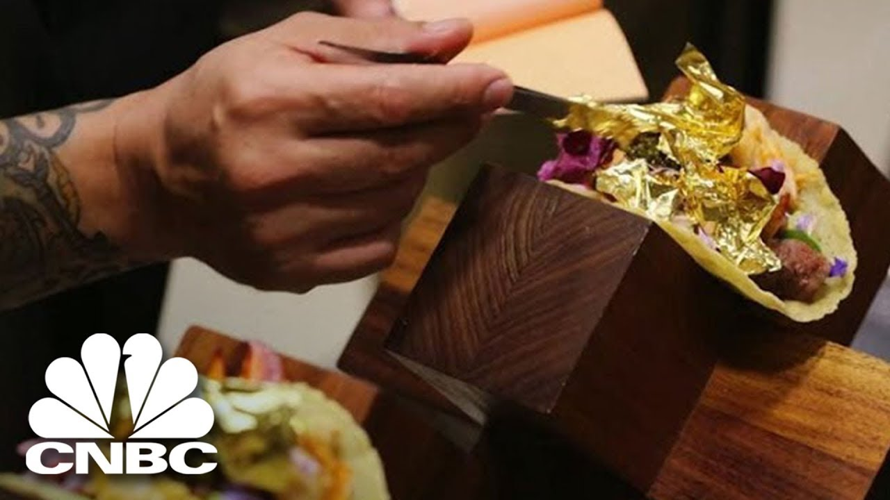 This Taco Costs $25,000 | Secret Lives Of The Super Rich | CNBC Prime -  YouTube