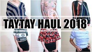 AFFORDABLE TAYTAY TIANGGE HAUL! 2018 (BAGSAK PRESYO!!) | KATH MELENDEZ