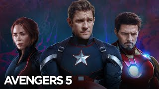 Avengers 5 Fan Theories | MCU's Next Avenger Movie Discussed | Marvel Cinematic Universe | HINDI