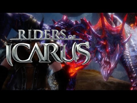 Riders of Icarus - Gameplay Trailer