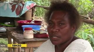 Vanuatu, deux ans après PAM,  conséquences des changements climatiques
