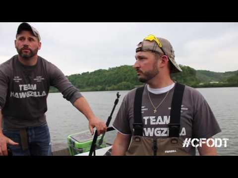 Catch Fish or Die Trying: Season 1 Episode 5 (OHIO RIVER FLATHEADS)