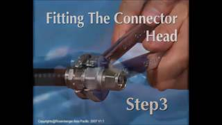 Instructional Video for Rosenberger DIN 7/16 & Type N Connectors for 1/2