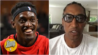 Scottie Pippen believes the Raptors' confidence could get them back to the NBA Finals | The Jump