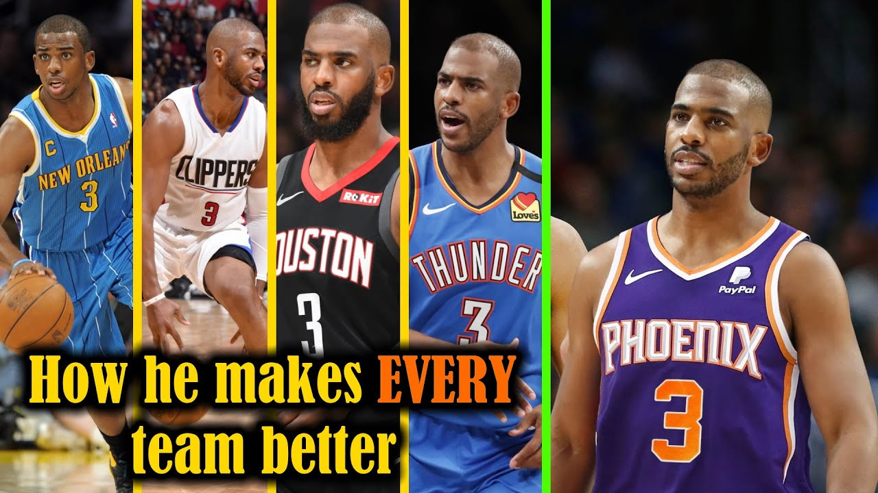 Chris Paul's impact on Phoenix Suns can't be overstated