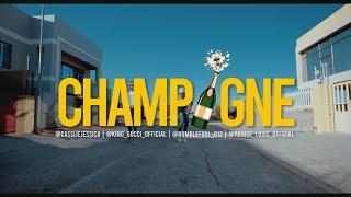 C.U.P - Champagne (Amapiano Dance Video) with CassijeJessica, KingGucci, PrinceLouise & HumbleFool