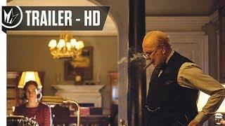 Darkest Hour Official Trailer #2 (2017) Lily James, Gary Oldman -- Regal Cinemas [HD]