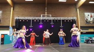 So Move ! Bellydance by Johanna @ Spring Dance Event 2017