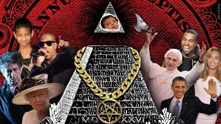 The Illuminati / New World Order NWO ( REAL or FAKE ) 2016 Are Beyonce and Jayz members?