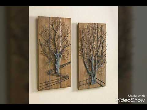 Amazing Art with Wood & Branches