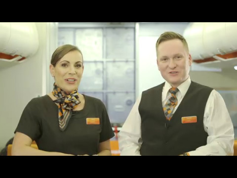 Internal: secret cabin crew code training video