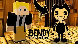 MINECRAFT DETETIVE:  BENDY AND THE INK MACHINE