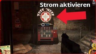 Shaolin Shuffle Strom aktivieren | Infinite Warfare Zombies Tutorial deutsch