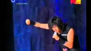 Gigi - Sang Pemimpi LIVE