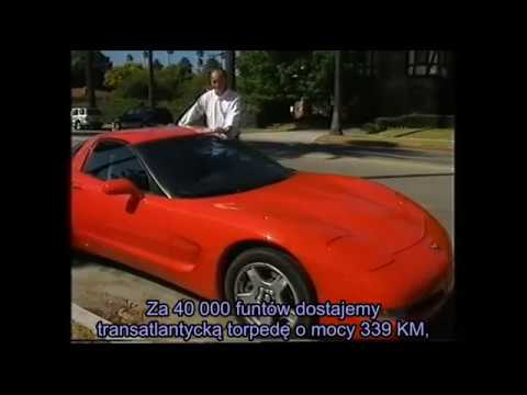 Old Top Gear PL - Chevrolet Corvette (C5)