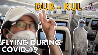 Flying During a Global Pandemic COVID-19 / Quarantine Protocols in Malaysia