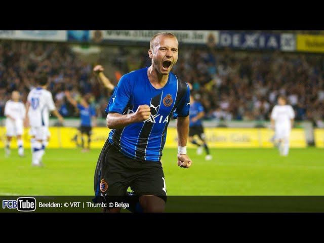 2010-2011 - Europa League - 01. 3de Voorronde - Club Brugge - Dinamo Minsk 2-1