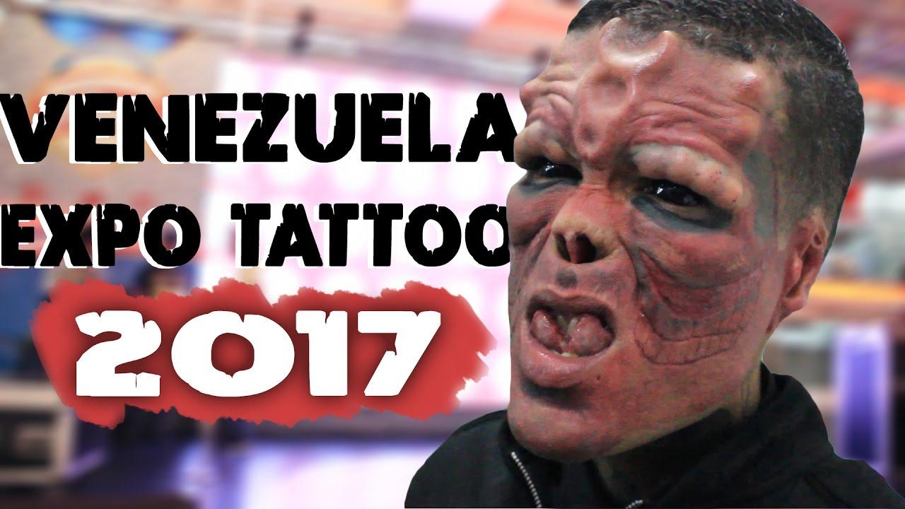 Venezuela expo tattoo 2017 diego mendoza youtube for Nc tattoo conventions 2017