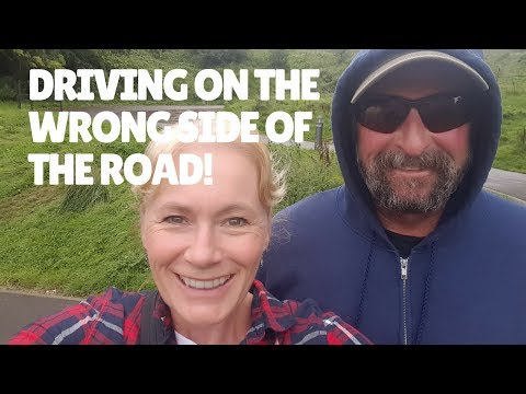 Episode 16 England, Wales, AirBnB, Driving, Welsh food
