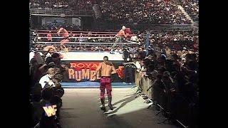 WWE Royal Rumble Match 1990