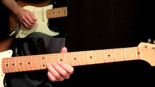 Always With Me - Always With You Guitar Lesson Pt.5 - Joe Satriani - 5th & 6th B Major Sections