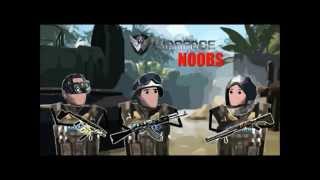 Warface Noobs - АФК [1-я серия]