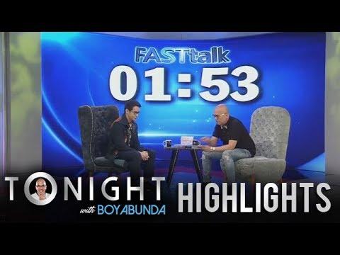 TWBA: Fast Talk with Hero Angeles