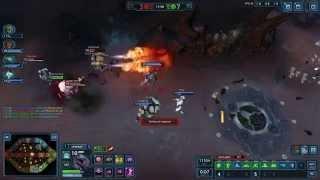 SuperNova Alpha - Dr. Bloat Jungle
