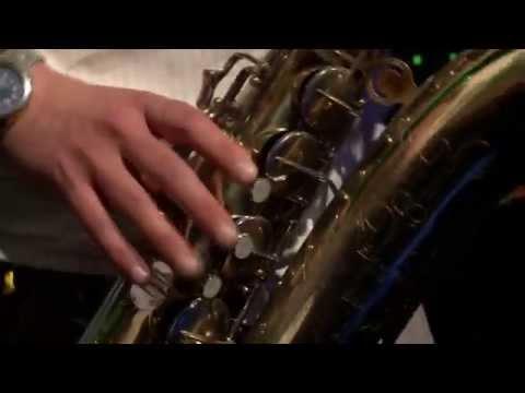 """Warsaw Afrobeat Orchestra - live - Polskie Radio """"Czwórka"""""""