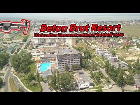Beton Brut Resort All Inclusive - Dislocation Denmark National Football Team 2018