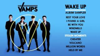 The Vamps - Wake Up (Album Sampler)