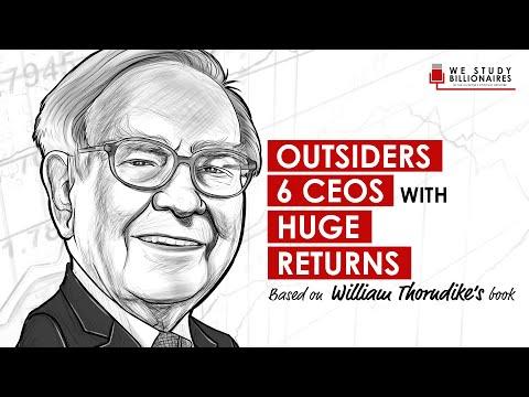 108 TIP: Outsiders - 8 CEOs W/ Huge Returns