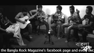 Band DELETE in conversation with Bangla Rock Magazine and Rupam Islam