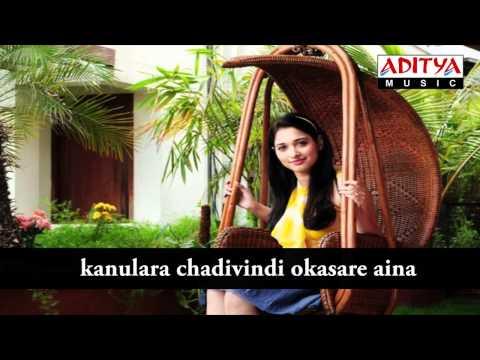 100% Love Movie Song - Thiru Thiru Gananadha (Aditya Music) - Naga Chaitanya, Tamanna Bhatia