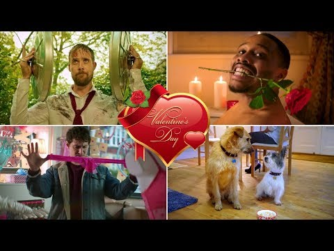 All The Best Valentine's Day Cool And Funny Commercials Ever