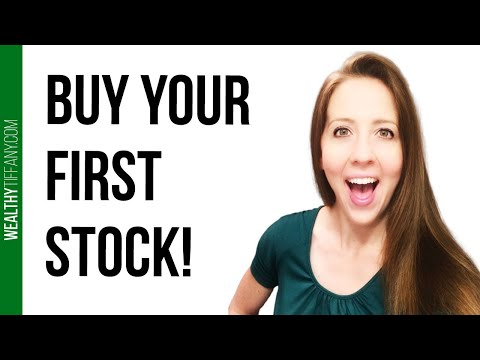 Stocks for Beginners: How to Buy Your First Stock 📈