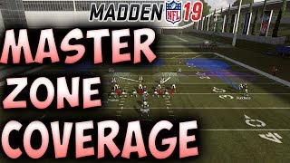 MASTER Zone Coverage! | Madden 19: How Zones Work