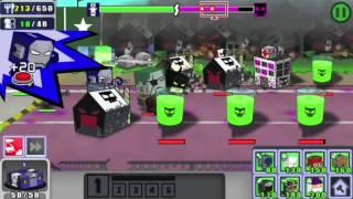 Hero Wars 2 Zombie Virus