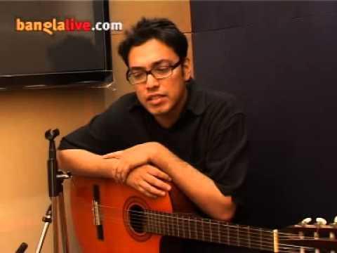 Anupam Roy speaks on his songs