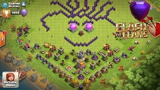 First Ever TH7 Legend | Clash Of Clans
