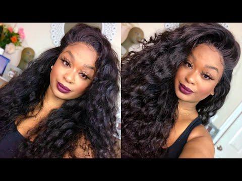 MsCoco Hair  Brazilian Loose Deep wave  GRWM Watch me switch wigs