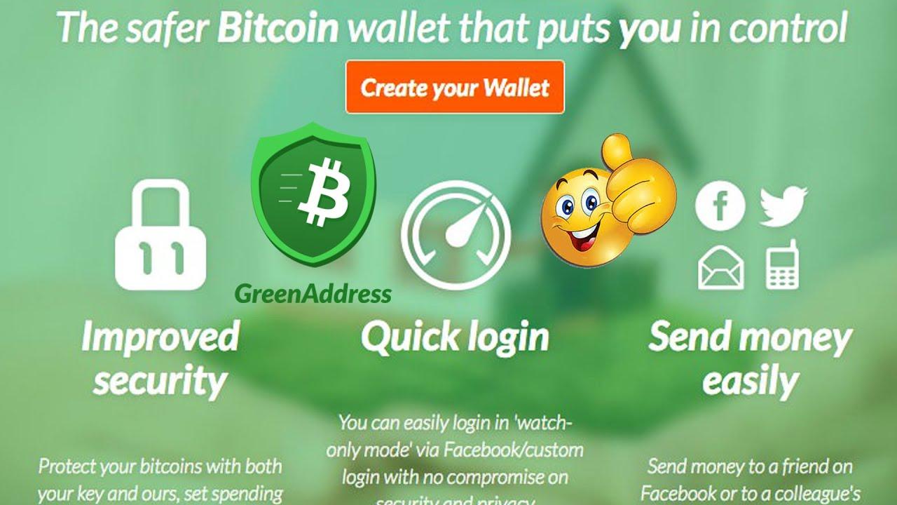green address bitcoin wallet apžvalga bitcoin daily fx