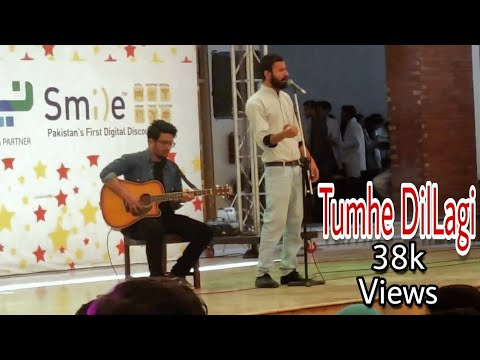 Tumhe DilLagi In Superior Talent Jamboree By Syed Usama Shah and Faique Ali Raza