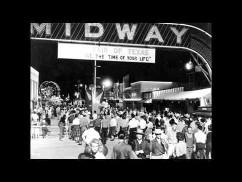 Historical Photos of Texas State Fair, Dallas, Texas