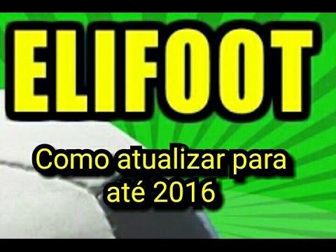 elifoot 2008 com registro
