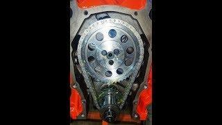 440 Chrysler Mopar Engine Building Part 5 - Cam Installation