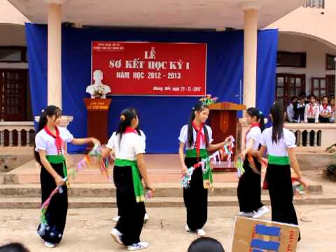 Dân tộc Thái với Điệu múa Trái Còn -.MOV