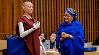 This country just gave a robot citizenship