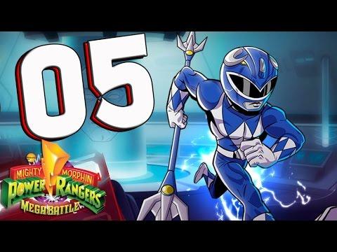 Power Rangers MEGA BATTLE Part 5 Dark Dimension (Co-Op) Walkthrough